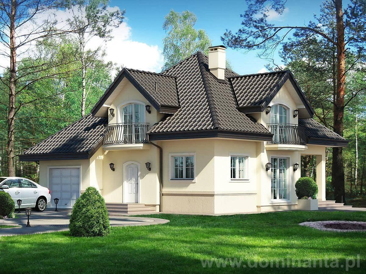 Projekt domu Opałek