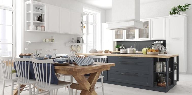 Stół do jadalni. Fot.: depositphotos.com