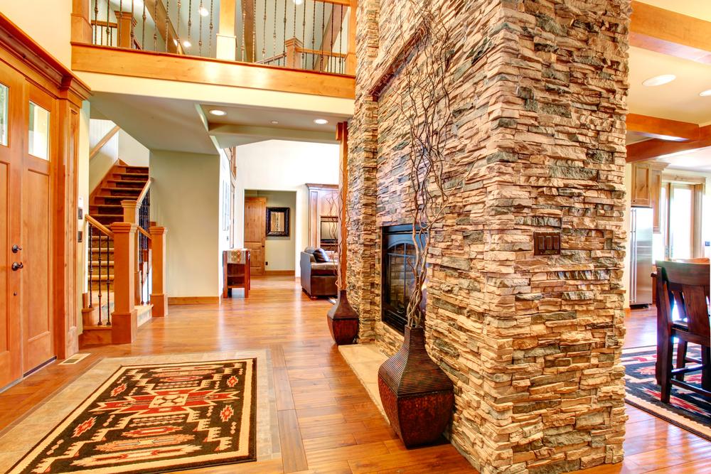 Dobieramy kominek wolnostojący i piec kominkowy do wnętrza. Fot.: depositphotos.com